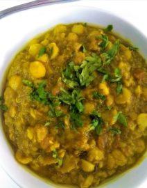 Curry de garbanzos y limón para pagina 600 x 600